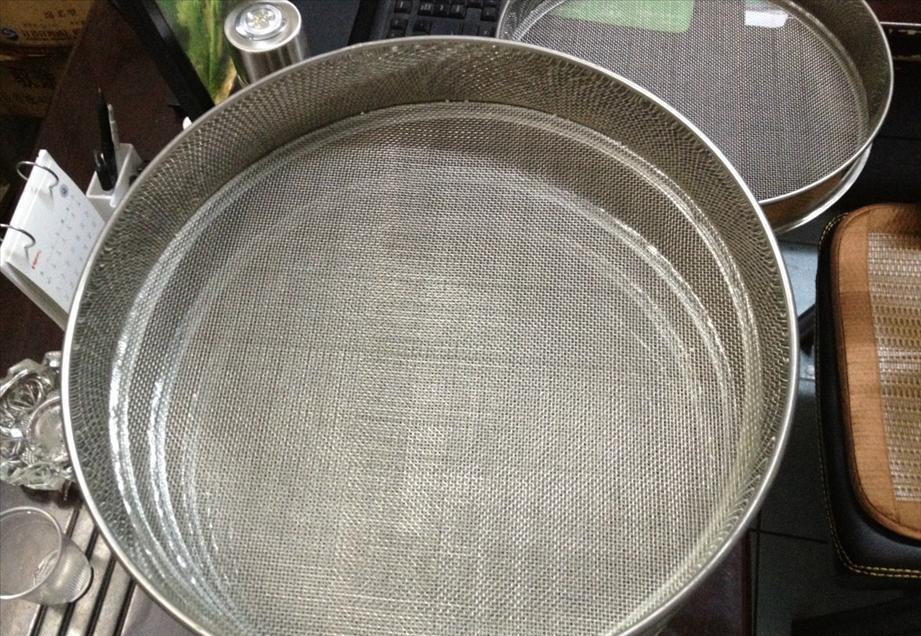 石家庄供应不锈钢304的标准筛,检测筛